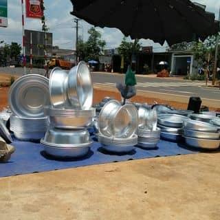 1 bộ thau nhom 5cai.cung chi co 100k của kyucanh tại Đắk Nông - 3063004