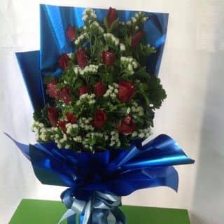 16 bông hồng - ảnh thật không chỉnh sửa của hanlinhvl tại Trần Đại Nghĩa, Phường 4, Thành Phố Vĩnh Long, Vĩnh Long - 2257472