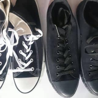 2 đôi Converse size 42-43 giá 220k của poliku tại 50 Tôn Đức Thắng, Quận Liên Chiểu, Đà Nẵng - 2680262