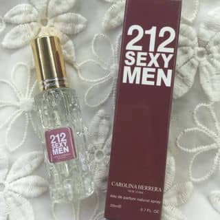 212 sexy men 20ml của caophuongkhanh tại Hồ Chí Minh - 2086663