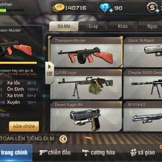 Acc game của oliverjustin tại Hồ Chí Minh - 2789673