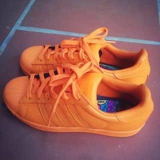 Adidas màu da cam sale 30% của 90.xuankien tại Thái Bình - 2144223
