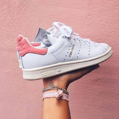 official photos be434 5c603 spain adidas stan smith vintage pink 9c6c9 994a0
