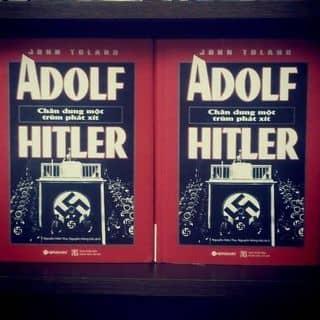 Adolf Hitler – Chân dung một trùm phát xít của bookisland tại 1159 Trần Hưng Đạo, phường 5, Quận 5, Hồ Chí Minh - 3385158