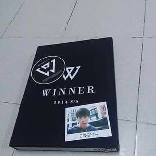 Album debut WINNER Black ver card Jinwoo của victoriapark tại Quảng Ngãi - 3225455