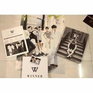 Album debut WINNER White ver card Nam Taehyun của victoriapark tại Quảng Ngãi - 3225427