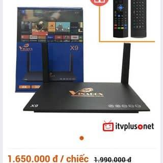 Android tv box vinabox x9 của phambahoanglan tại Hùng Vương, Tiên Cát, Thành Phố Việt Trì, Phú Thọ - 1144331