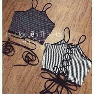 Áo 2 dây đan sau lưng của nguyentuyen1280 tại Khánh Hòa - 2676046