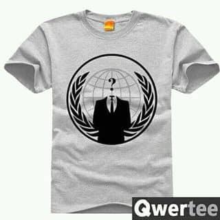 Áo Anonymous trắng đen của lehieu294 tại Quảng Ngãi - 2187329