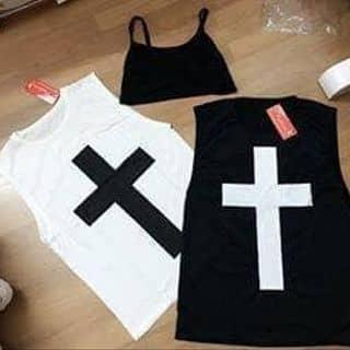 Áo ba lỗ chữ thập của ryumenli1123 tại Hồ Chí Minh - 2819512