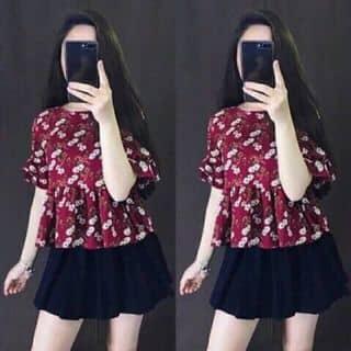áo baby doll bông hoa cực zt của thaihien13 tại Quảng Nam - 3057433