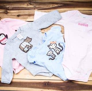 Áo body liền cho trẻ sơ sinh - hàng xách tay USA của shopsexyback tại Hồ Chí Minh - 3167538