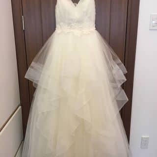 Áo cưới trắng mới 99% của rihu.2502 tại Hồ Chí Minh - 2090068