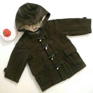 Áo dạ cho bé trai 11-13kg ,hàng 2hands Nhật hiệu Authentic BabyGap của trieuoanh3 tại Mộc Châu, Huyện Mộc Châu, Sơn La - 2065487