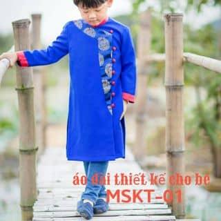 Áo dài cho bé trai size 1 của nguyenoanh323 tại Tiền Giang - 2075539
