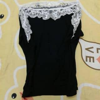 Áo đen phối ren trắng của yunachan1 tại Hồ Chí Minh - 2568528