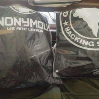 Áo Ghost Team And Anonymous ♥ của minhquan2000 tại Hồ Chí Minh - 3191715