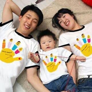 Áo gia đình, áo cặp của trinhthao36 tại Ninh Thuận - 1760064