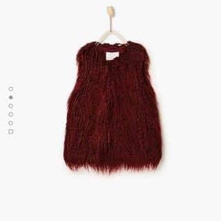 Áo gile lông zara kid size 11-12 của hadieucandy tại Quảng Ninh - 2577171