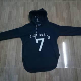 áo hoodie vạt bầu  của sootrinh tại Hồ Chí Minh - 3043690