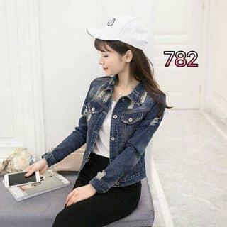 áo khoác jean của khouaacquy tại Hồ Chí Minh - 2958543