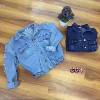 áo khoác jean của quan2911 tại Hồ Chí Minh - 2488061