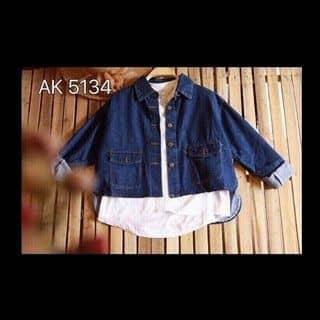 Áo khoác jean của min22 tại Kon Tum - 2510288
