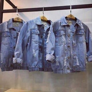 Áo khoác jean mới 100% của minyoongi1234 tại Quảng Ngãi - 1715180