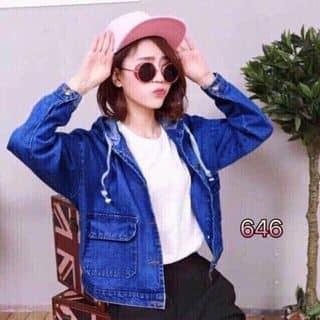 Áo khoác jeans của ngocto11 tại Phạm Thế Hiển, Quận 8, Hồ Chí Minh - 2072838