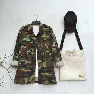 Áo khoắc lính korea của 75s.vintage tại Hồ Chí Minh - 3295565