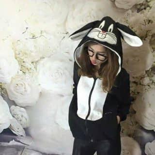 Áo khoác nỉ tai thỏ 🐰 của ngannguyen455 tại Đồng Tháp - 2408612