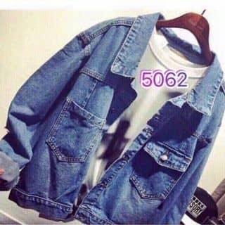 Ao khoat jean của timlaichinhminh10 tại Shop online, Quận Tân Phú, Hồ Chí Minh - 2706506