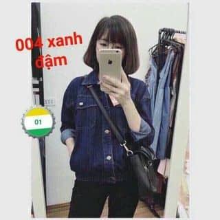 Áo khoát jean cá tính của phanlinh194 tại Khu Tên Lửa, Quận Bình Tân, Hồ Chí Minh - 3403443