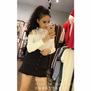 Áo len phối ren  còn trắng, hồng của nguyenthao1611 tại Khánh Hòa - 2434747