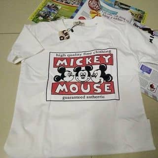 Áo mickey trắng siêu Cute của cunho2k3 tại Thừa Thiên Huế - 1187780