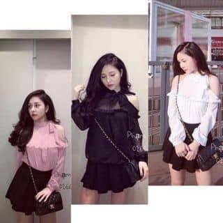 Áo nở hở vai mẫu mới xinh nhé. của nguyendieuhuong8 tại Nam Định - 2665977