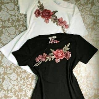 Áo thêu hoa  của tnggggg tại Hòa Bình - 3275545