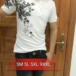 Áo thun in hoa của huyentrang585 tại 01207604270, Quận Ô Môn, Cần Thơ - 2035741