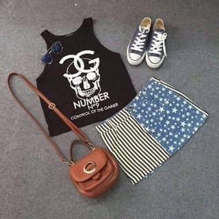Áo thun và chân váy jean của shopdautaydn tại Đà Nẵng - 3438308