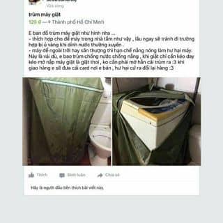 Áo trùm máy giặt của thachthao76 tại Hồ Chí Minh - 2956948