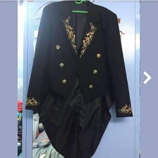 Áo vest đuôi tôm đen của durain tại Hồ Chí Minh - 3233625