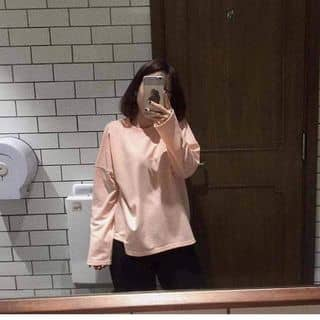 Áo xẻ vạt màu hồng vỏ đỗ của tranthuy397 tại Hà Giang - 2390015