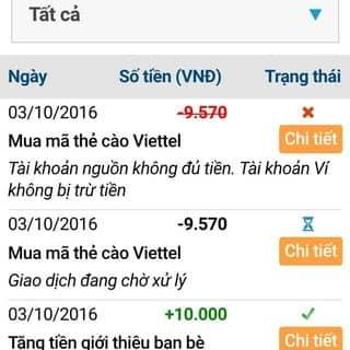 App ví việt của trunghb9a tại Hà Tĩnh - 1169096