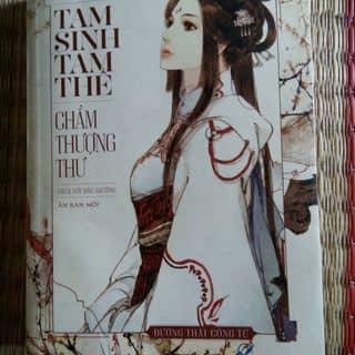 Artbook Tam sinh tam thế Chẩm Thượng Thư - Đường Thất Công Tử của trannhu71 tại Thành Phố Cao Lãnh, Đồng Tháp - 1688082