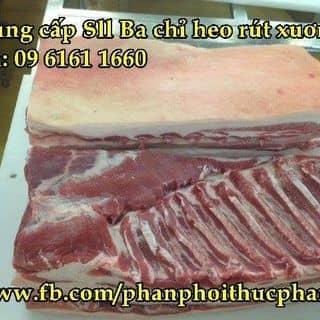 Ba chỉ heo rút xương của phanphoithucpham69 tại 0961611660, Huyện Lý Sơn, Quảng Ngãi - 532971