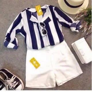 Bán áo sơ mi sọc xanh trắng của hanhcu11 tại Thành Phố Vinh, Nghệ An - 2484007