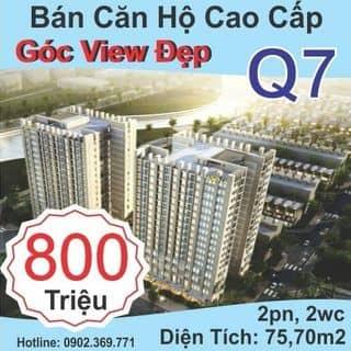 Bán Căn Hộ Chung Cư Cao Cấp Q7 , 1 Trong 17 Căn Có Góc View Đẹp Nhất của 0902369771 tại Hồ Chí Minh - 2943930