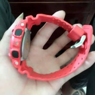 Bán G shock hàng thật đỏ sọc của quangnhat53 tại Huyện Củ Chi, Hồ Chí Minh - 3188227