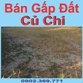 Bán Gấp Đất CỦ CHI của 0902369771 tại Hồ Chí Minh - 2898274