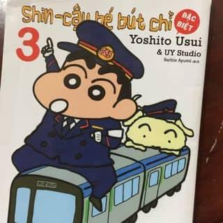 Bán lẻ truyện Shin của baokhanhdp tại Bình Phước - 2543783
